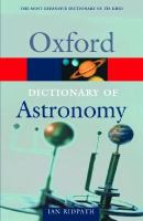 A dictionary of astronomy [electronic resource]