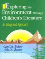 Exploring the environment through children's literature [electronic resource] : an integrated approach