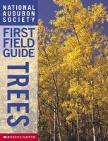 National Audubon Society First Field Guide
