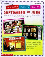 September to June / by Judy Meagher and Joan Novelli