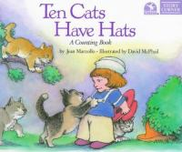 Ten Cats Have Hats