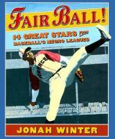 Fair Ball!