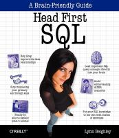 Head first SQL [electronic resource]