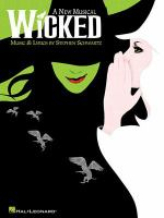 Wicked : a new musical