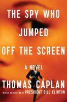 Cover of the book The spy who jumped off the screen