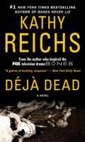 Cover of the book De�ja� dead