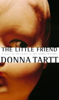 Cover of the book The little friend