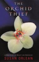 Cover of the book The orchid thief