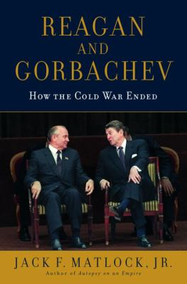 cover of the book Reagan and Gorbachev