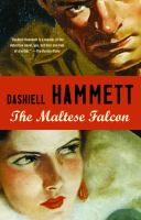 The Maltese Falcon (book cover)