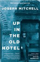 Up in the Old Hotel, and Other Stories