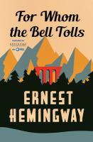For Whom the Bell Tolls (book cover)