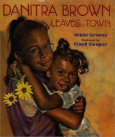 Cover of the book Danitra Brown leaves town