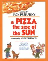 Cover Image of Pizza the Size of the Sun