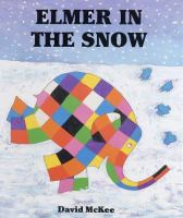 Elmer in the Snow