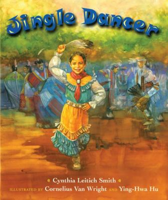 Cover art for Jingle Dancer