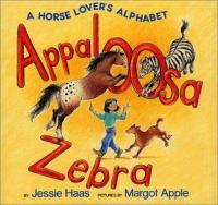 Appaloosa Zebra