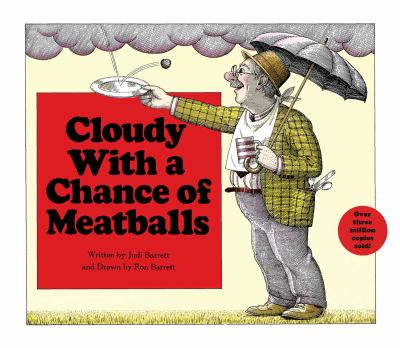 Cover art for Cloudy With a Chance of Meatballs