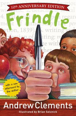 Cover of 'Frindle'