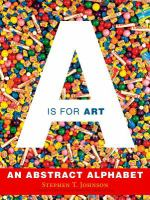 A is for Art catalog link