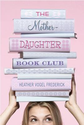 Cover of 'The Mother-Daughter Book Club'