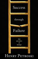 Success through failure [electronic resource] : the paradox of design