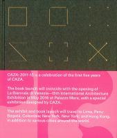 CAZA : 2011-15.