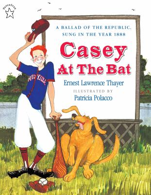 cover of the 1997 book Casey at the Bat