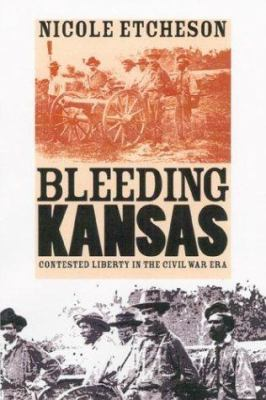 cover of the book Bleeding Kansas