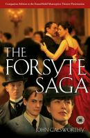 Cover of the book The Forsyte saga