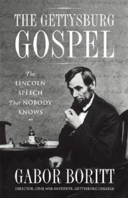 cover of the book The Gettysburg Gospel
