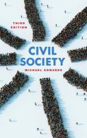 Civil society [electronic resource]