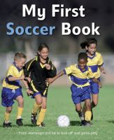 My First Soccer Book