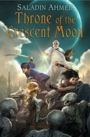 Cover of the book Throne of the crescent moon