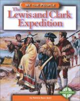 The Lewis and Clark Expedition [electronic resource]