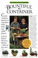 McGee & Stuckey's the Bountiful Container