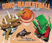Dino-basketball