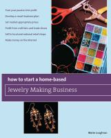 How to Start A Home-based Jewelry Making Business