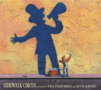 Cover Image of Sidewalk Circus