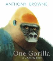 Cover Image of One gorilla