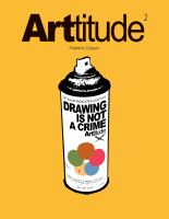 Arttitude. 2 : drawing is not a crime