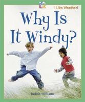 Why Is It Windy?