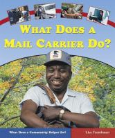 What Does A Mail Carrier Do?
