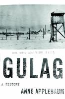 Cover of the book Gulag : a history