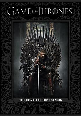 Cover of Game of Thrones season one