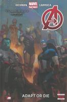Avengers. 5, Adapt or die