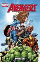 Cover Image of Avengers, United