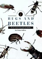 Identifying bugs and beetles : the new compact study guide and identifier
