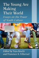 The young are making their world : essays on the power of youth culture cover image
