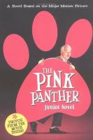 The Pink Panther junior novel : a novel based on the major motion picture